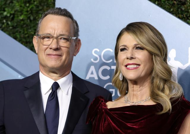 Tom Hanks, wife Rita Wilson test positive for coronavirus in Australia