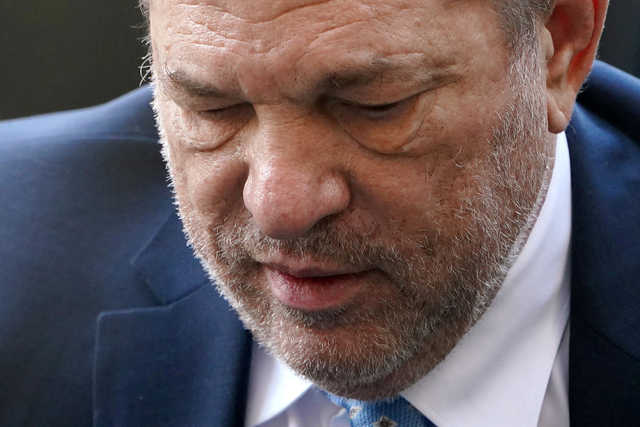 Harvey Weinstein sentenced to 23 years prison, taken to NY hospital for chest pains