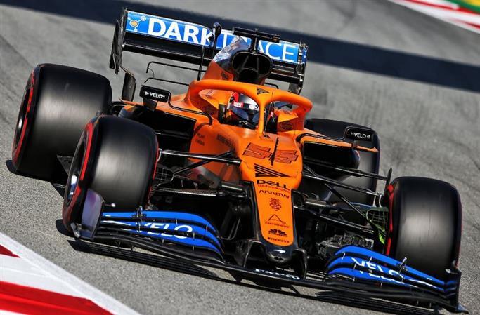 McLaren withdraws from Australian GP after member tests positive for coronavirus