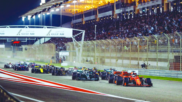F1 season to take off in Melbourne amid virus fears