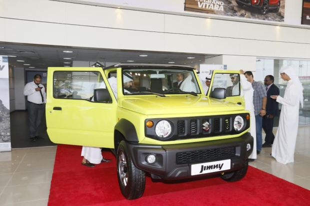 All-new Jimny truly unique...
