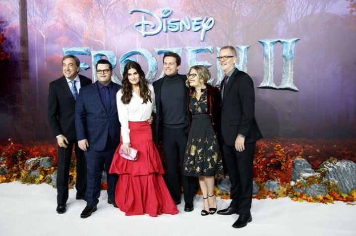 Disney releases 'Frozen 2' on streaming platform three months early