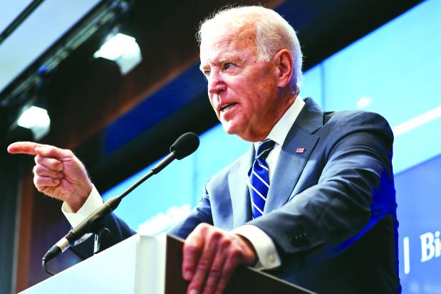 GDN Reader's View: Biden his time