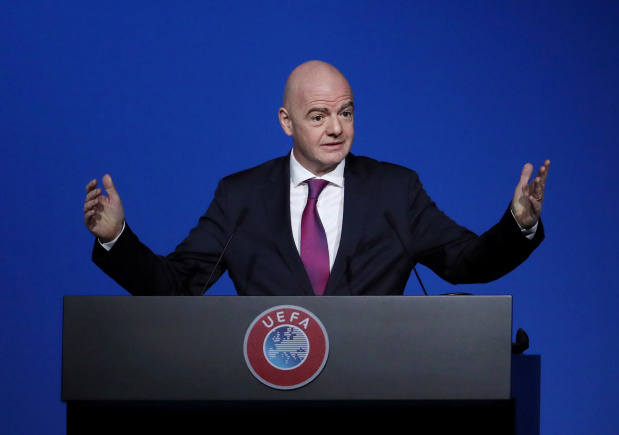 FIFA President calls for unity