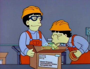 The Simpsons' writer claims perversion on coronavirus claims