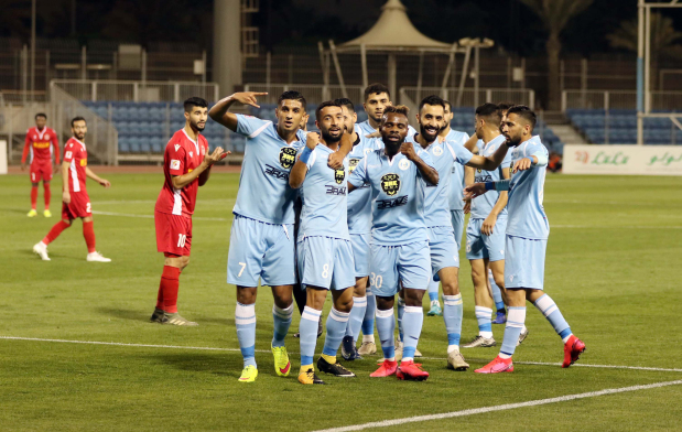 Muharraq leave it late to grab draw
