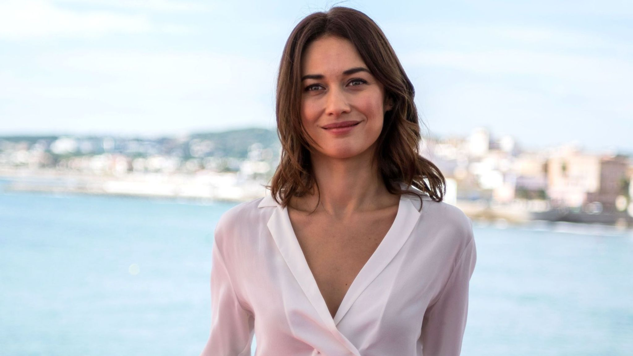 Olga Kurylenko feeling better after Covid-19 diagnosis