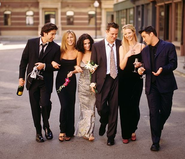 'Friends' reunion special delayed