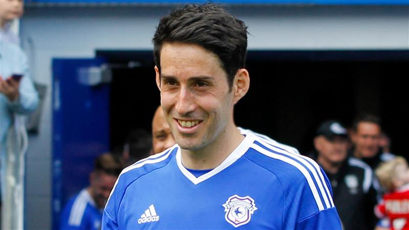 Former Cardiff City midfielder Peter Whittingham dies aged 35