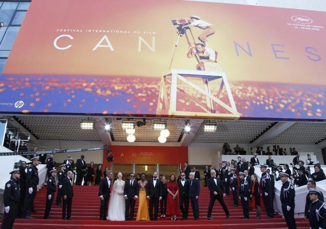 Cannes Film Festival postponed due to coronavirus, organisers say