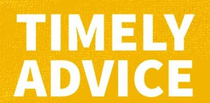 GDN Reader's View: Timely advice