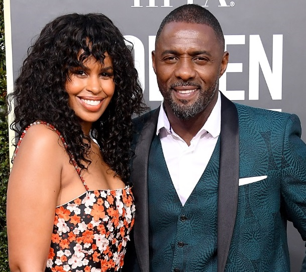 Idris Elba's wife tests positive for Covid-19