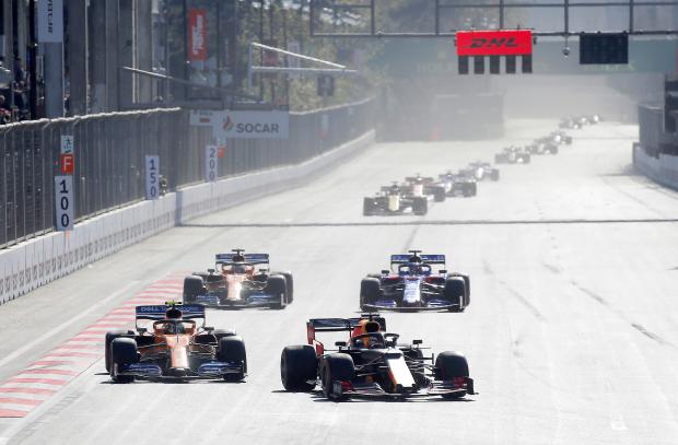 Azerbaijan Grand Prix delayed