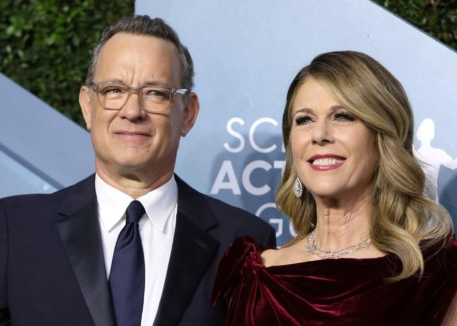Tom Hanks returns to Los Angeles after bout of coronavirus