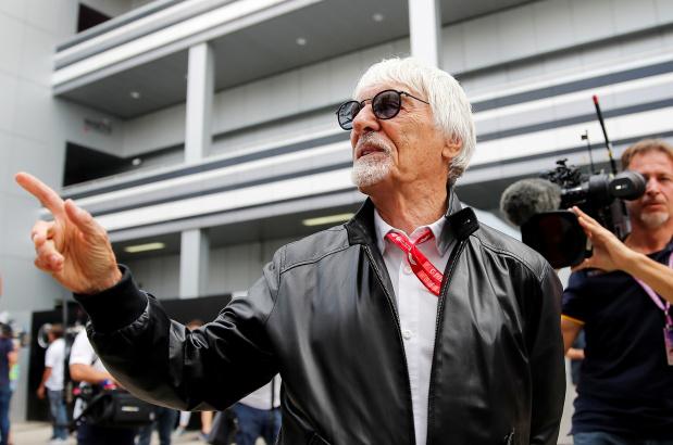 F1 races unlikely says Ecclestone
