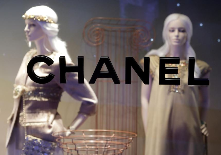Chanel turns its workshops to making face masks as coronavirus spreads