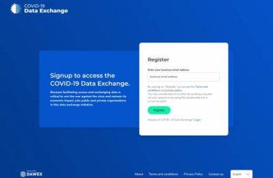 Dawex launches new COVID-19 data exchange platform