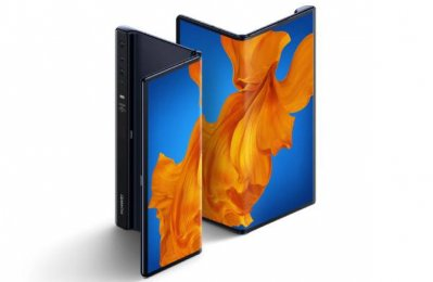 Huawei launches new foldable phone