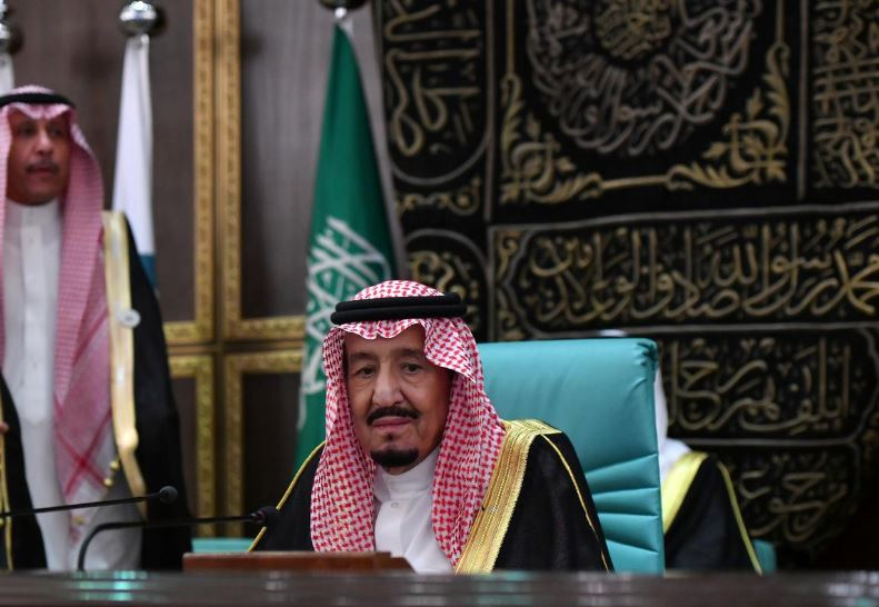 Saudi king to pay for treatment