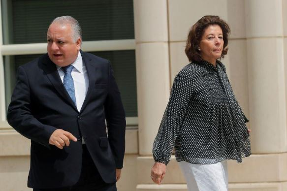Jailed CBF president given early release by NY judge