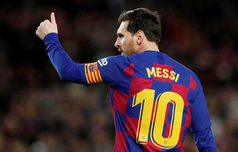 Messi announces additional Barca pay cut to help employees