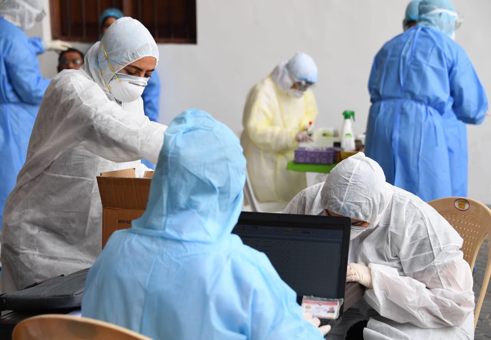 Bahrain 'fully prepared for challenges in virus battle'