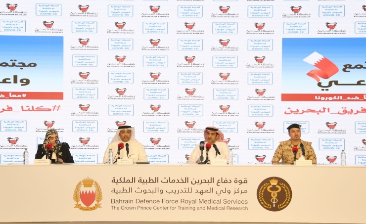 52 new cases of Covid-19 registered in Bahrain