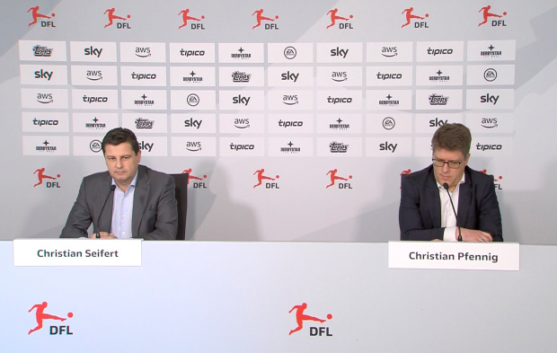 Bundesliga games remain suspended