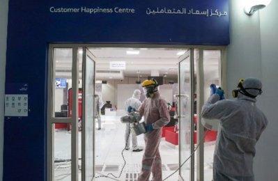 Dubai RTA closes customer centres until April 9