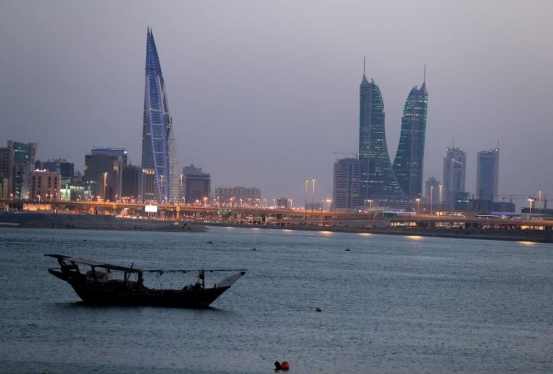 Bahrain 'does not need a curfew'