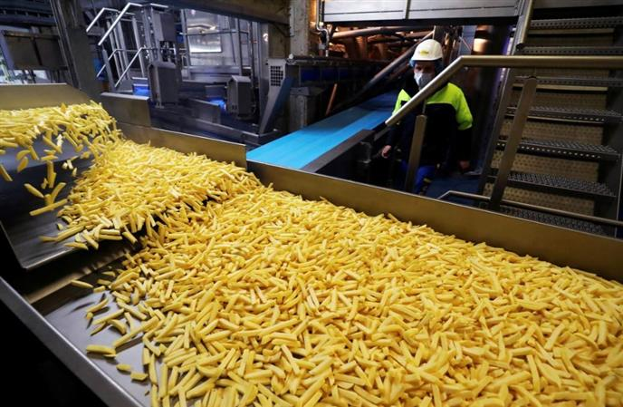 Do your bit for farmers and eat more fries, Belgians urged