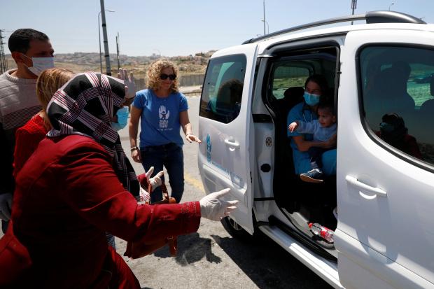 Palestinian boy braves surgery alone during coronavirus closure in Israel
