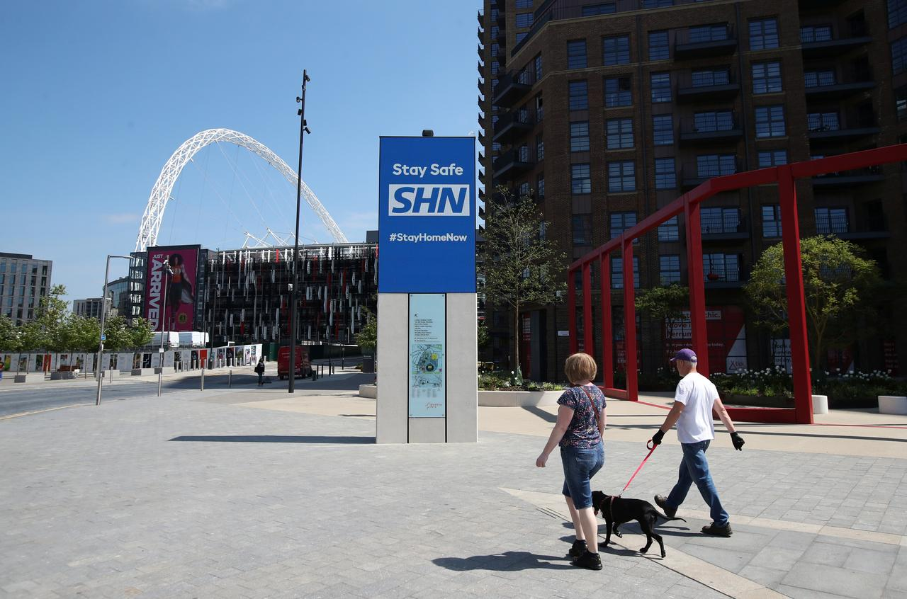 United Kingdom has drawn up three-stage plan for easing coronavirus lockdown