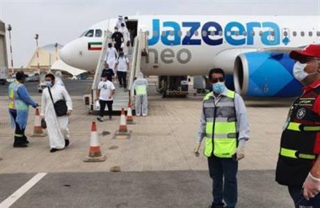 Jazeera Airways flies home over 6,800 Kuwaitis