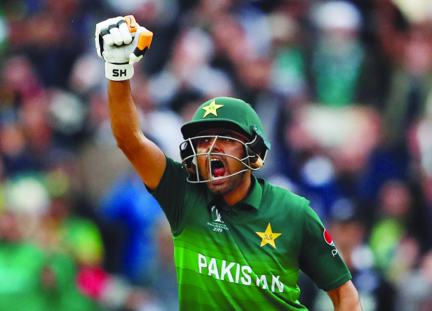 Babar Azam appointed Pakistan's new ODI captain by PCB
