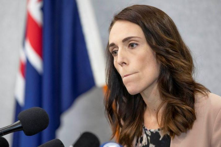New Zealand's PM Ardern turned away from cafe under coronavirus rules