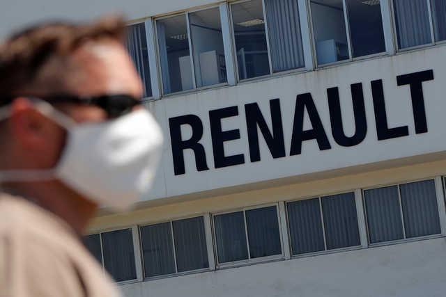 Renault may close plants and cut jobs