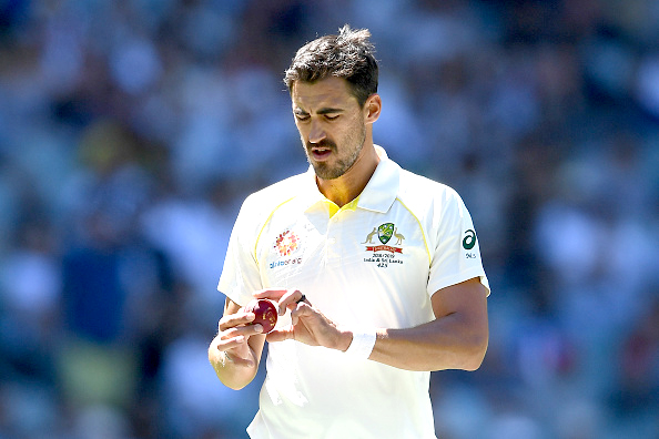 Starc backs pink ball Test against India