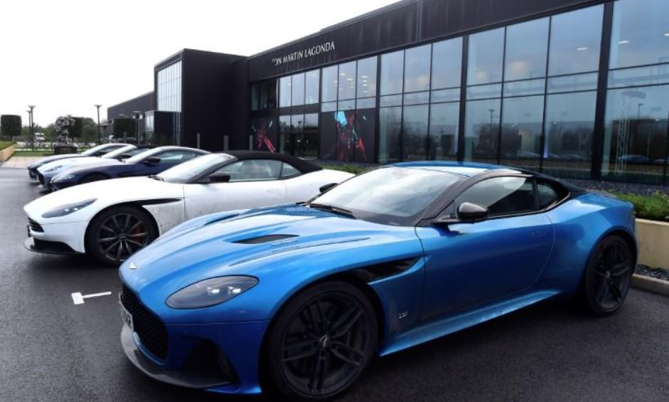 Aston Martin to shed up to 500 jobs in bid to cut costs