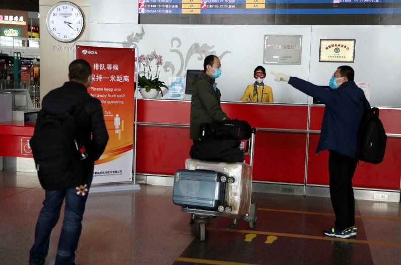 Trump administration bans passenger flights from China