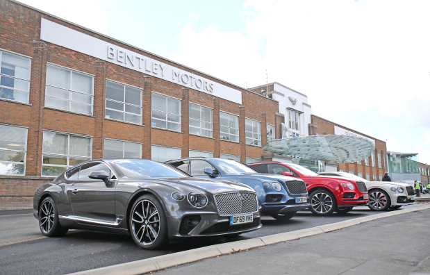 Bentley to cut almost a quarter of its workforce