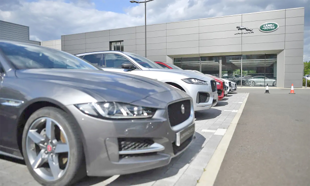 JLR borrows £560m from Chinese banks