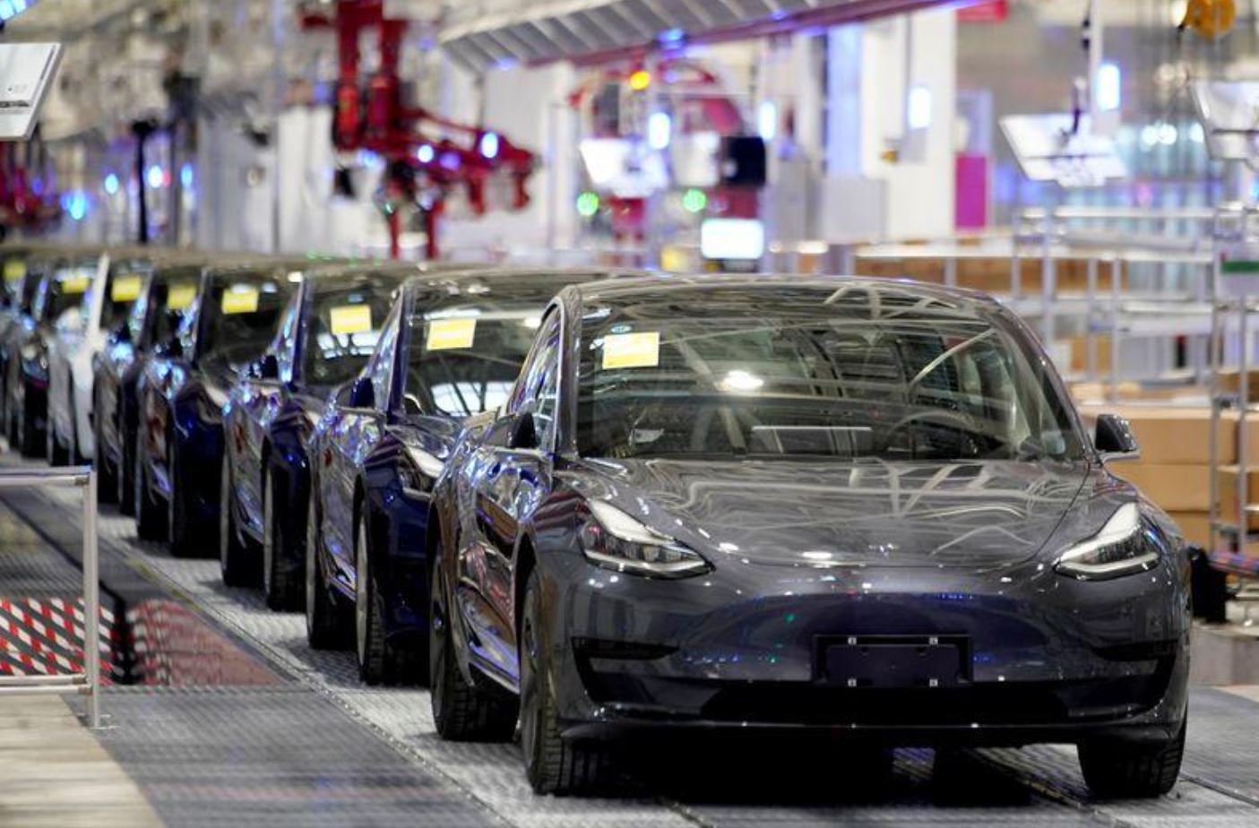 Tesla China sold 11,095 Model 3 vehicles in May, triple April's volume