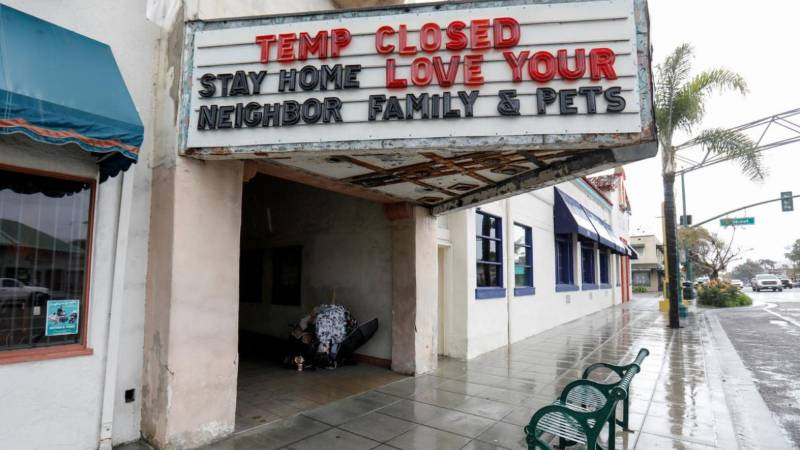 California says movie theatres can reopen by Friday with crowd limits