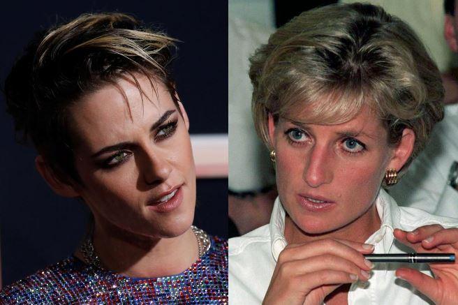 Kristen Stewart to play Princess Diana in new movie
