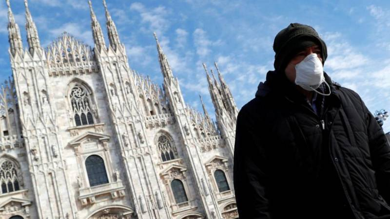 Virus in Italy's waters 2 months before 1st case