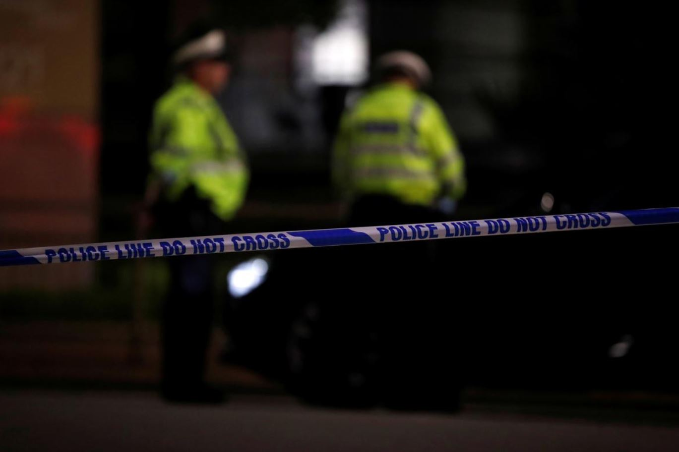 Three feared dead after park attack in the UK