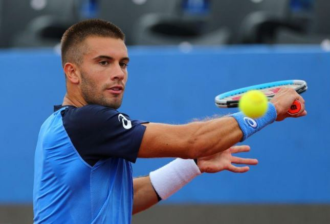 Coric tests positive for Covid-19, poses questions for sport's return