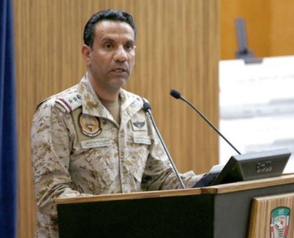 Saudi intercepts explosives-laden Houthi drone