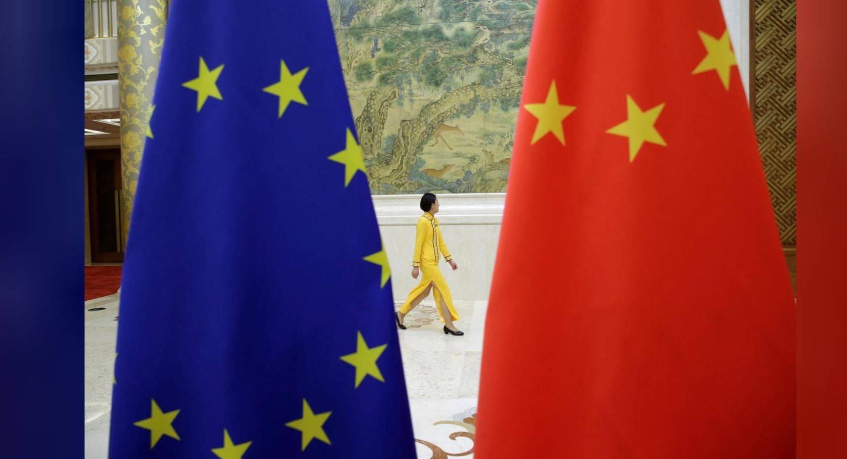Trade, coronavirus and environment on agenda in EU-China talks